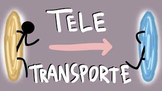Como o Teletransporte Funciona? | Ep.99