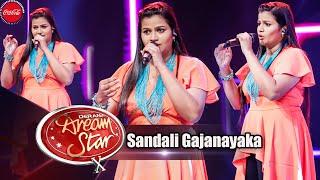 Sandali Gajanayaka | Kannodu Kanbathellam  | Dream Star Season 10 Thumbnail