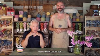 Wool and the Latrine hat