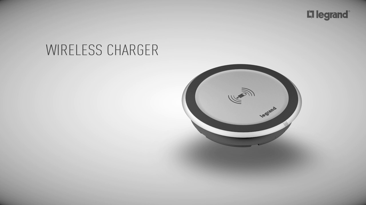 Legrand Integrated Wireless Charger
