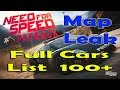 Need For Speed Payback  Complete Cars List 2017 By Indian Gamer in Hindi