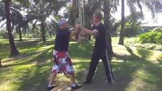 Wing Chun Kung Fu Training Drills