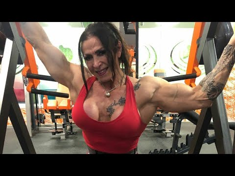 IFBBPRO Paloma Parra | Female Bodybuilding Gym Workout Motivation