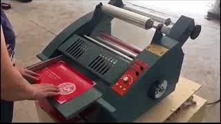 Digital Hot stamping Lamination 4 in 1 Machine