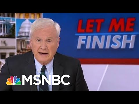 Matthews: What Do We Want Our Country To Look Like After President Donald Trump? | Hardball | MSNBC