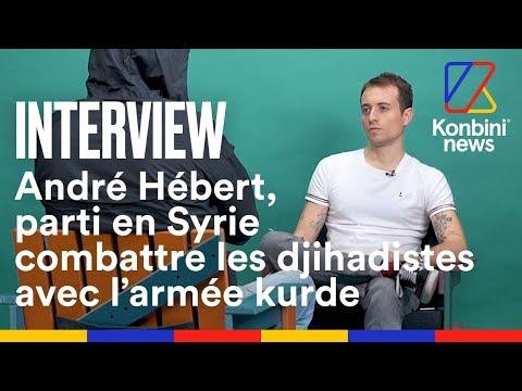 Ce Français A Combattu Daech Avec Les Forces Kurdes