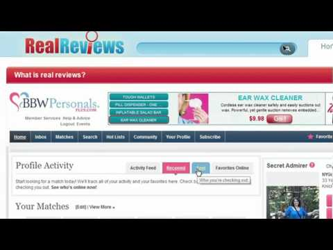 Reviews of all popular Internet Dating sites, Get the facts about Online Dating! from YouTube · Duration:  2 minutes 31 seconds