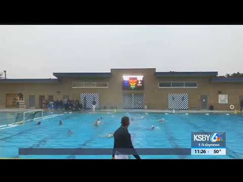 Cal cruises past San Diego State in women's water polo match hosted at Morro Bay High School