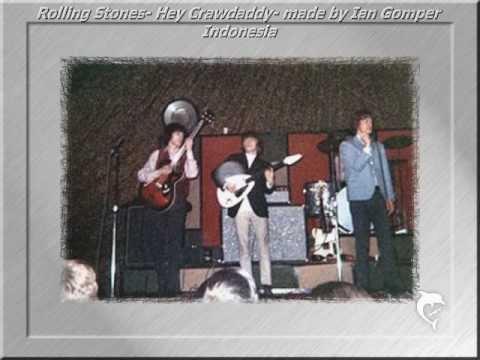 Rolling Stones-Hey Crawdaddy- made by Ian Gomper