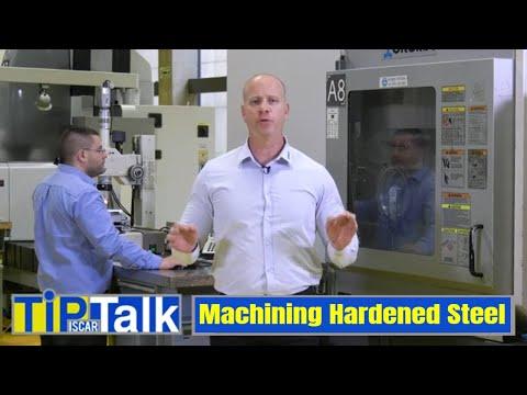 ISCAR TIP TALK - Machining Hardened Steel