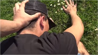 JOEYBRAVO PAKT ARMOOWASRIGHT TERUG!   VECHTEN MET ARMOOWASRIGHT MISHANDELD OP BEELD !   Reacten!