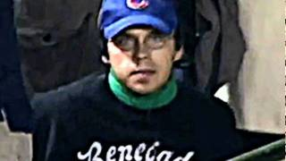 Bartman Costs The Cubs & The Reds Take A World Series Lead.  Oct 14 - This Day In Baseball