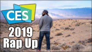 RAP TECH - BEST OF CES 2019 - RAP UP!