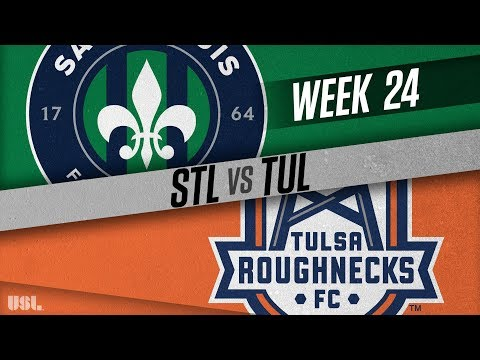 Saint Louis FC vs Tulsa Roughnecks FC: August 25, 2018