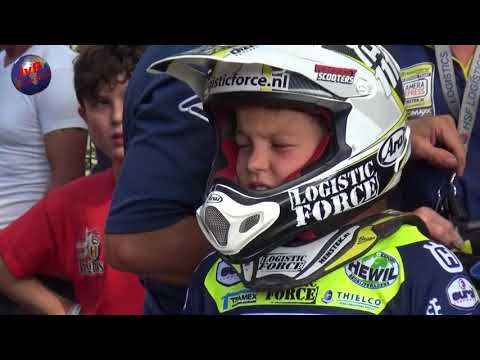 Motocross ONK Jeugd bij Halmac in Halle  26- 08-2017  movie