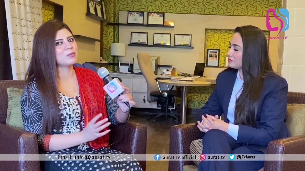 Nosheen - A successful banker - aurat.tv