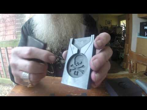 New Silver Graphite Molds Unboxing 10/29/2015 G0010776 - YouTube