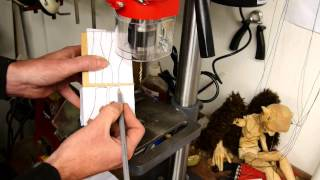Making Wooden Marionettes - Project 1 - Part 3