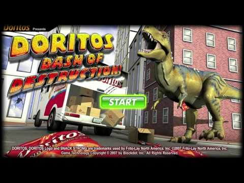 Doritos Dash Of Destruction Trailer