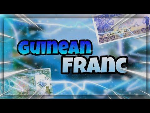 Guinean francs / francs guinéens  #5