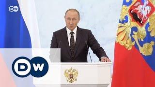 Что наобещал Путин год назад и что из этого выполнил