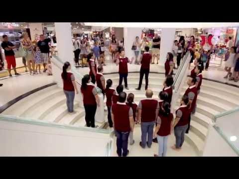 Concert Chorus de la universitat de Filipines - Pyrénées Andorra