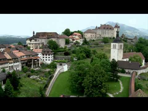الطبيعة في سويسرا NATURE IN SWITZERLAND