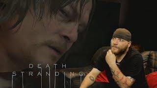 Death Stranding E3 2018 Trailer REACTION