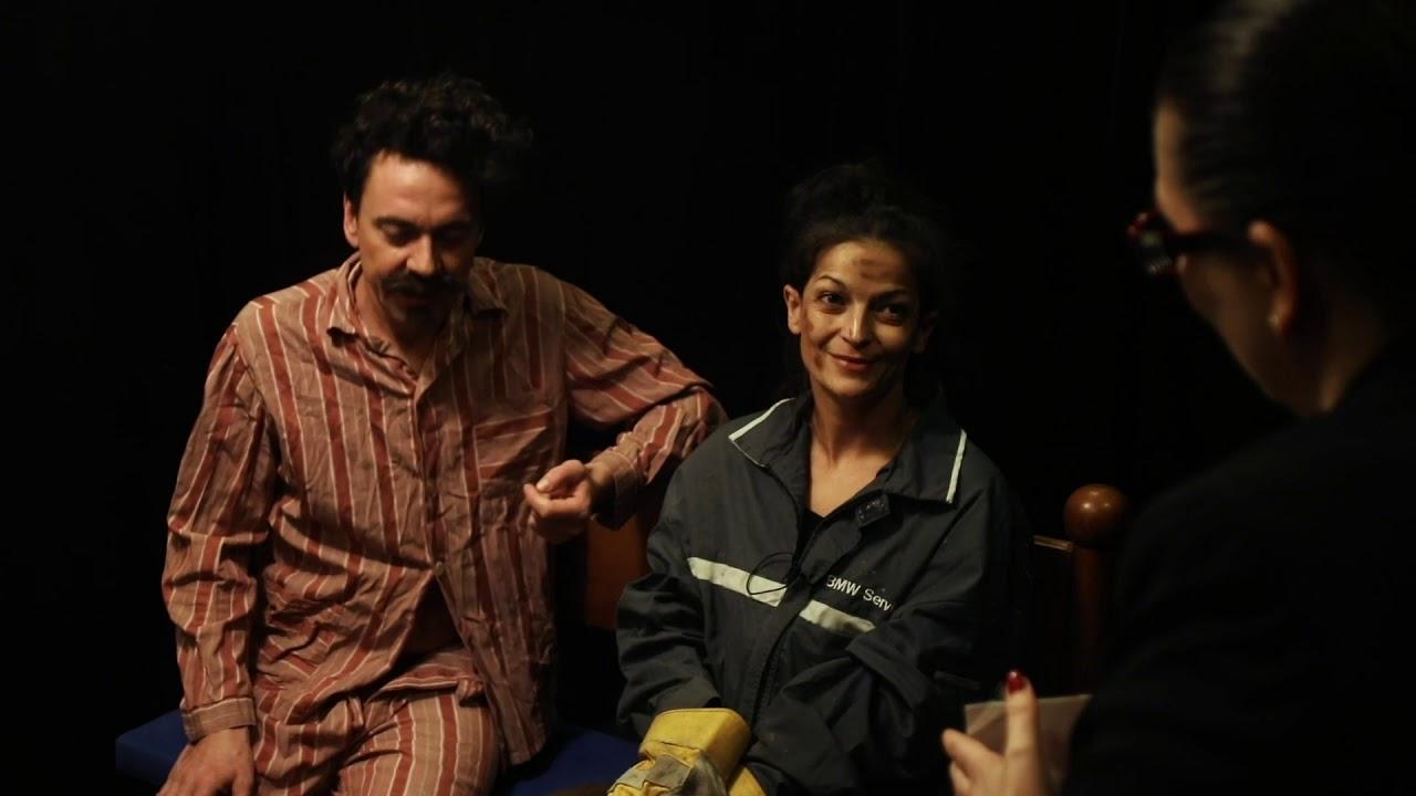 Na slovíčko s Renatou: Strindberg