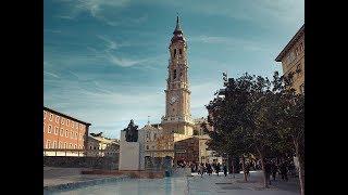 Places to see in ( Zaragoza - Spain ) La Seo del Salvador