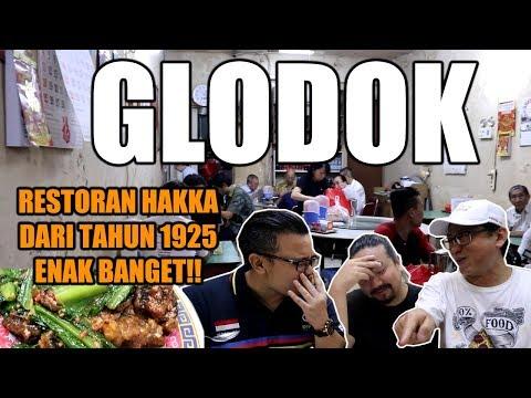 RESTORAN HAKKA TERTUA SE JAKARTA!!! WONG FU KIE | ft. ENJOY AJA (NON-HALAL)