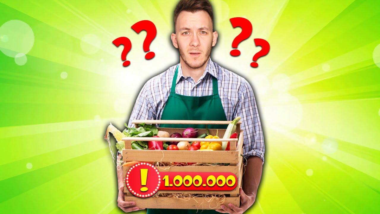 DOKÁŽU VYDĚLAT 1.000.000 FARMAŘENÍM?   Roblox #229
