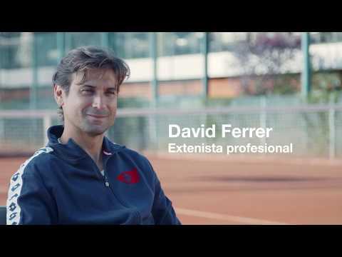 La experiencia de David Ferrer en el Camino