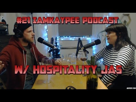 #21 IAMKAYPEE PODCAST - Hospitality Jas on Ocean Ecology, Living In Iceland and Michelin Restaurants