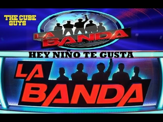 Hey Niño Te Gusta La Banda The Cube Guys Butch Zurc Desmadre Rmx 128 00 Bpm Youtube