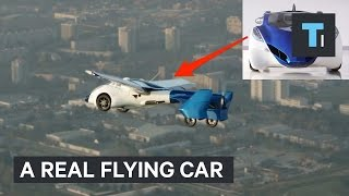 A real flying car