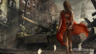 Sad russian song/lullaby -Fly little feather -Лети перышко-nightcore(lyrics+english translation )