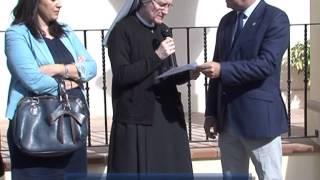 Inauguran calle para la Fundadora de las Hermanitas de los Pobres, Juana Jugán en