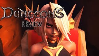 Dungeons 3 Game Review |A MUST BUY FOR DUNGEON KEEPER FANS? |Game Review & Commentary