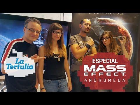 Tertulia Especial Mass Effect Andromeda