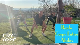 Renforcement Haut du Corps by @Cryomoov - Hiit Tabata
