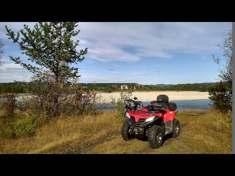 Alta River, Talk About ATV Laws In Norway And Shoutout To Cubbeezx, Get Well Soon