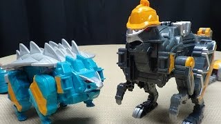 Kyoryuger ANKYDON & BUNPACHY: EmGo's Super Sentai Reviews N' Stuff