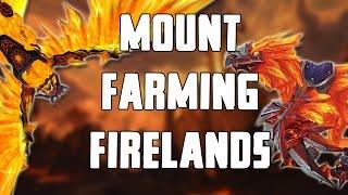 Solo Mount Farming FireĮands Walkthrough/Commentary