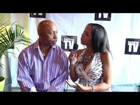 Capital Jazz TV interview with Jeffrey Osborne at Capital Jazz Fest 2014