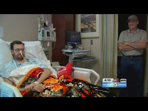 Disney sends Star Wars fan in Nebraska Hospital package