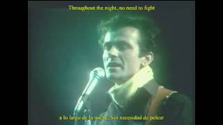 The Stranglers - Golden Brown [ Lyrics & subtitulado al Español ]