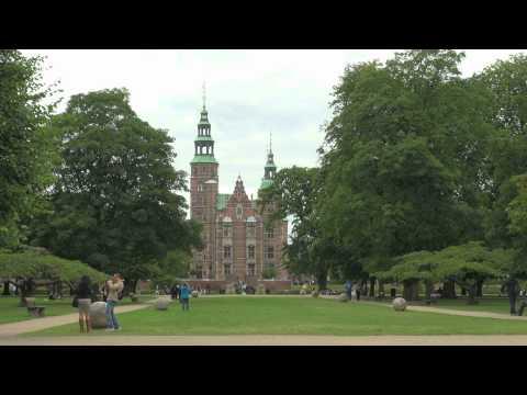 Copenhagen Rosenborg castle - Futurism.Expert