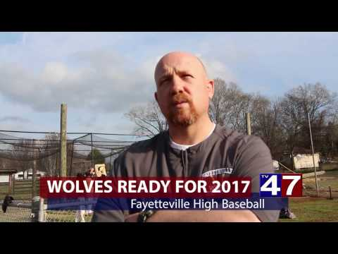 Fayetteville High School Baseball & Softball Getting Ready For 2017