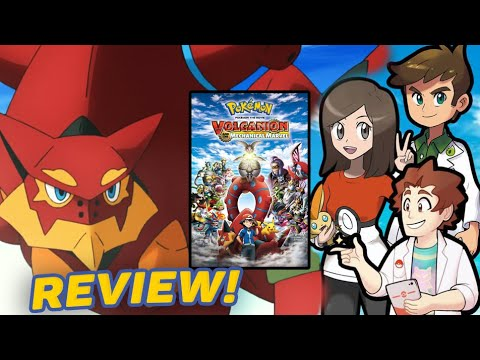 Pokemon Movie Club Volcanion And The Mechanical Marvel Review And Discussion Youtube